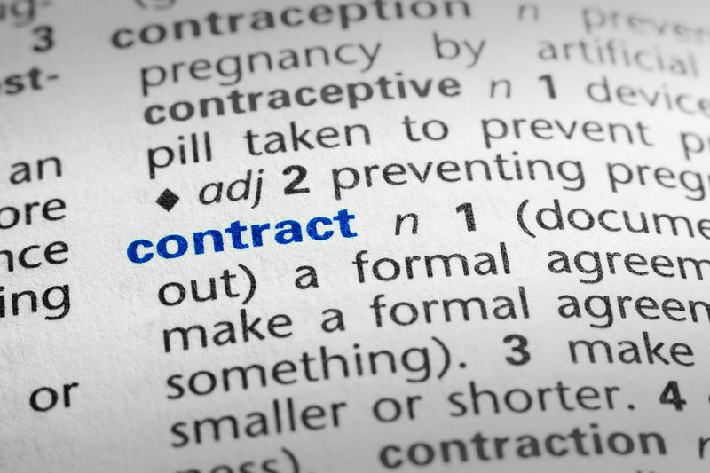 Small Business and Contracts